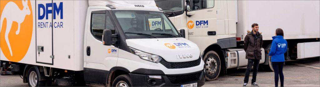 Ventajas de alquilar tu vehículo en DFM Rent a Car