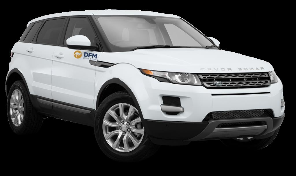 Land Rover Evoque o similar