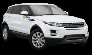 Los todoterrenos de DFM Rent a Car son el vehículo favorito para escapadas 'premium'.