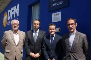 Desde DFM Rent a Car estrenaron el pasado mes de marzo de 2017 su nueva sede en el polígono Base 2000 de Lorquí.