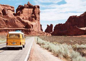 Puedo salir con mi furgoneta de alquiler al extranjero