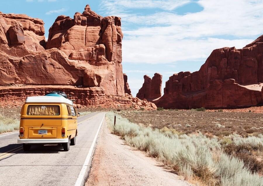 ¿Puedo salir con mi furgoneta de alquiler al extranjero?