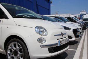 La flota de vehículos de alquiler en Murcia de DFM Rent a Car alcanza las 650 unidades.