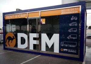 Alquiler de furgonetas en Elche. Apuesta por DFM Rent a Car, somos tu movilidad y la de tu empresa.