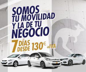 Alquiler de coches baratos en Murcia con esta oferta de DFM Rent a Car.