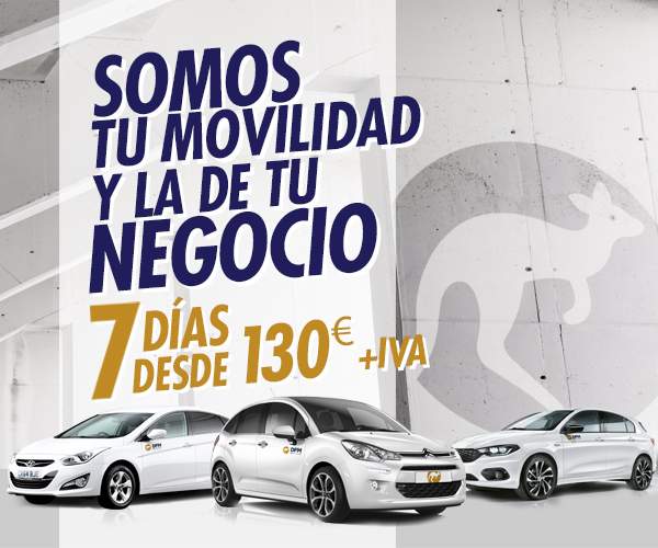 Alquiler de coches en Murcia… ¡desde 130€/semana!