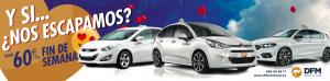 Escápate en un coche de alquiler de DFM Rent a Car por San Valentín. ¡Somos tu mejor opción para tu escapada romántica o familiar!