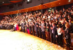 La gala de los X Premios Web de La Verdad se celebró en el Auditorio Víctor Villegas / Foto: JCCM.