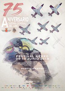 75 Aniversario Academia del Aire