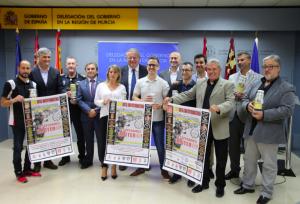 Organizadores y colaboradores de la 23 edicion de la Ruta Mototuristica Por La Vida, en la que nos sumamos desde DFM Rent a Car.