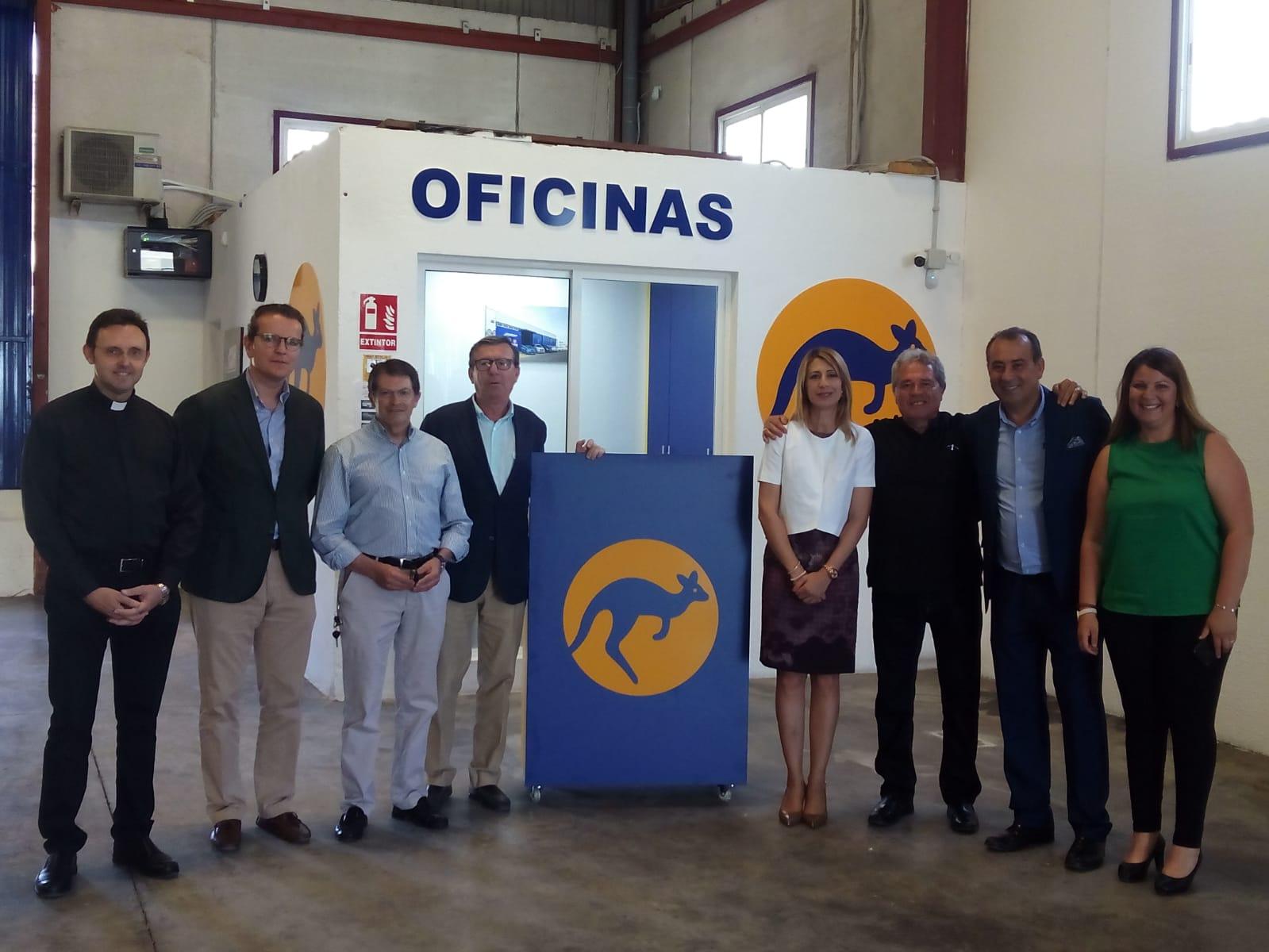 Delegación DFM en Lorca