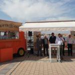 La empresa de alquiler de vehículos colabora este año con la III Regata Camino de la Cruz Trofeo Punta Este