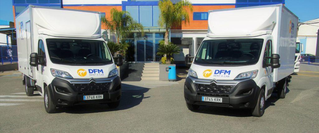 DFM Rent a Car continúa aumentando su flota con vehículos de Garaje León