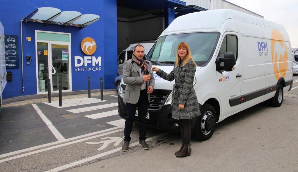 DFM Rent a Car apuesta por la concienciación y educación vial de la mano de la Fundación Marcelino Oliver