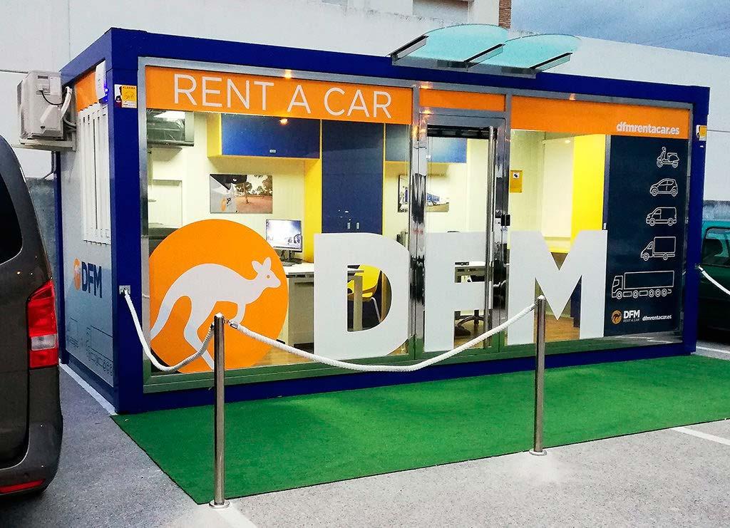 DFM Rent a Car crece en Andalucía
