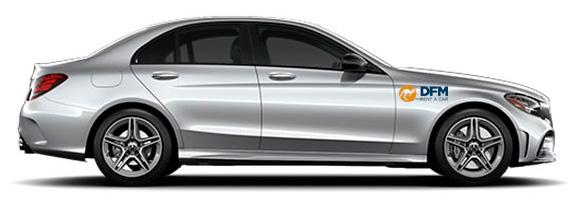 Turismo de alta gama Mercedes Clase C