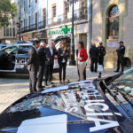 La Policía Local de Águilas estrena los nuevos coches de DFM Rent a Car