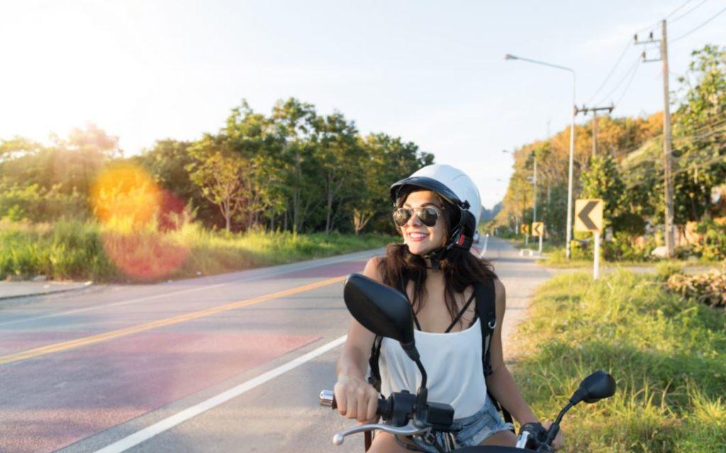 Disfruta del verano en moto