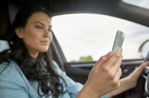 conducir con móvil