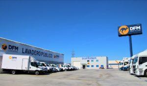 DFM Rent a Car se estrena en Zaragoza