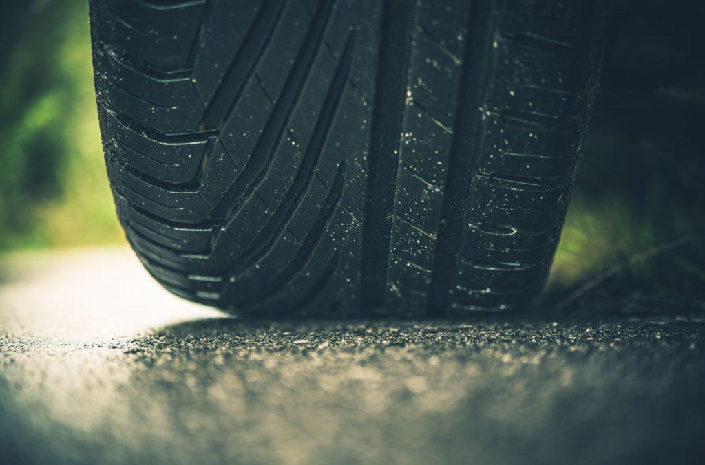 La importancia del estado de los neumáticos