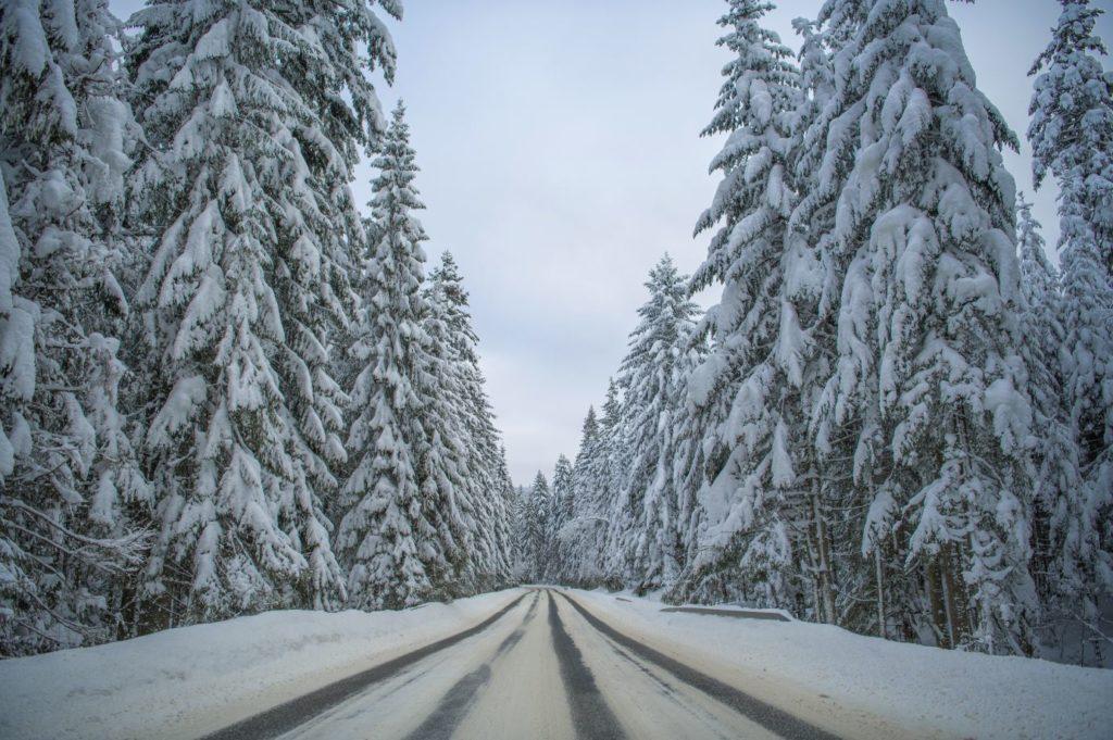 Consejos para conducir con nieve de forma segura