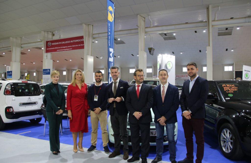 DFM Ocasión expone su mejor oferta de vehículos en Ifepa