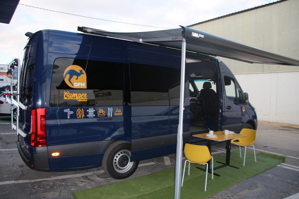 6 Ventajas de viajar en nuestra furgoneta Camper