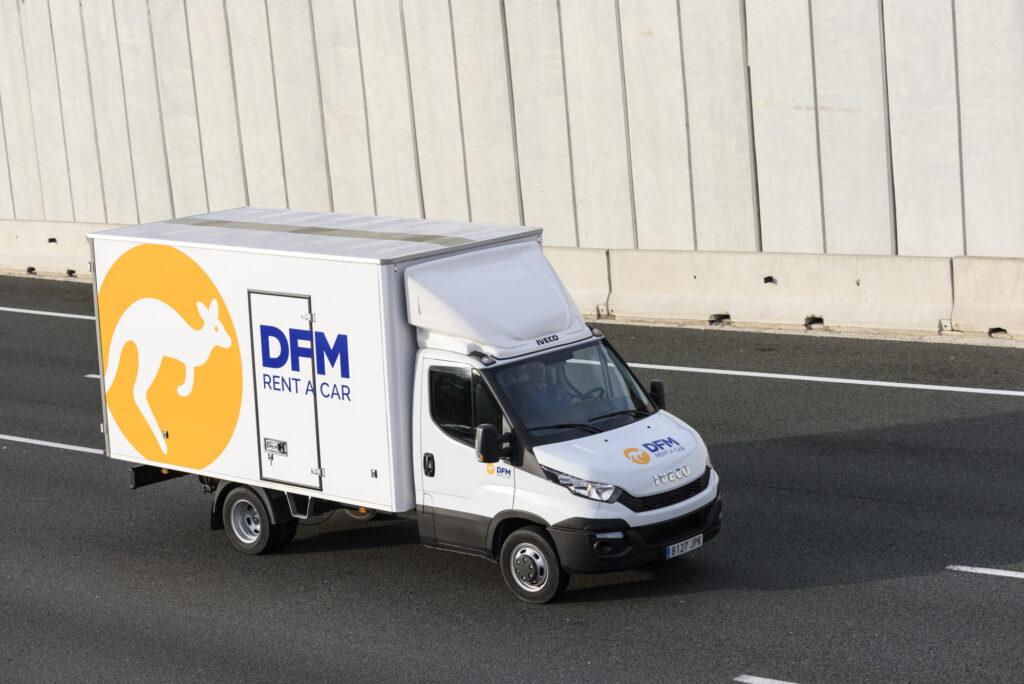 DFM Rent a Car estrena sede en Cartagena