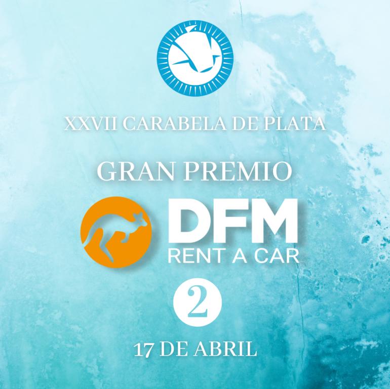 Se disputa el Gran Premio DFM Rent a Car de Vela en el Mar Menor