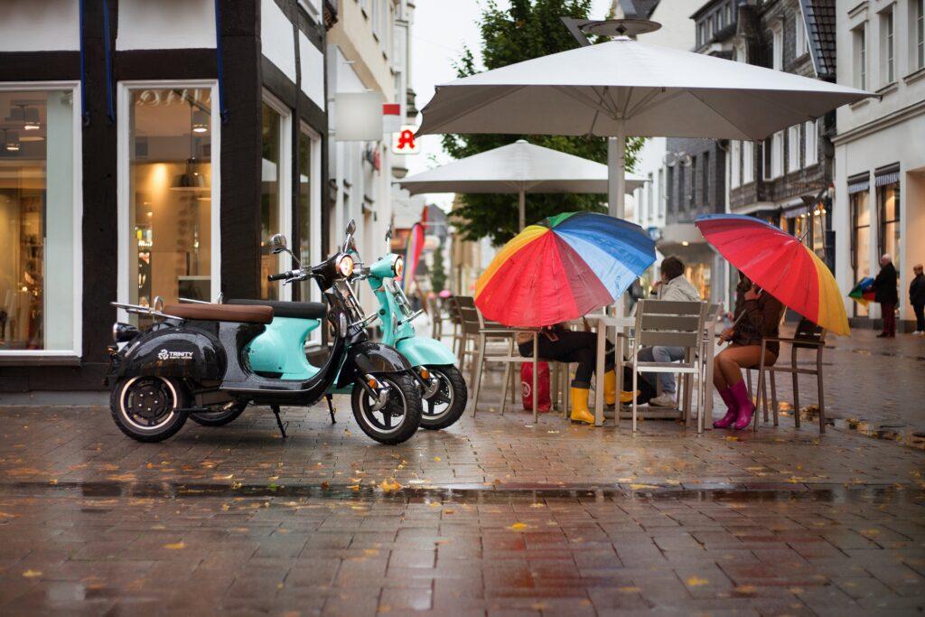 Las cuatro razones por las que debes hacer turismo en moto